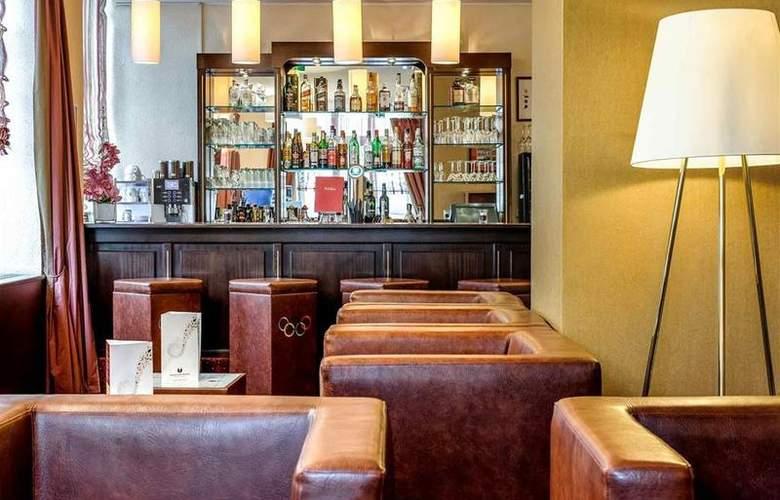 Mercure Hotel Muenchen am Olympiapark - Bar - 33