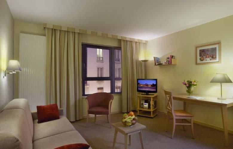 Citadines Didot Montparnasse - Room - 3