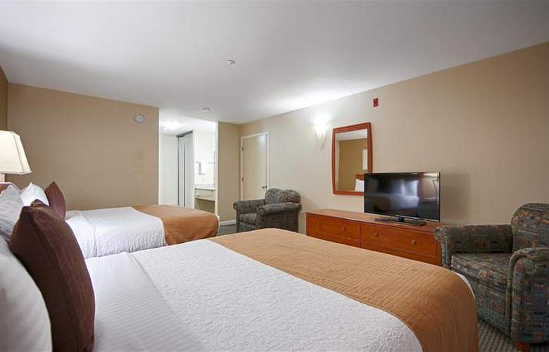 Best Western Plus Capitola By-The-Sea Inn & Suites - Room - 42