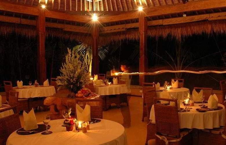 Nandini Bali Jungle Resort and Spa Ubud - Restaurant - 8