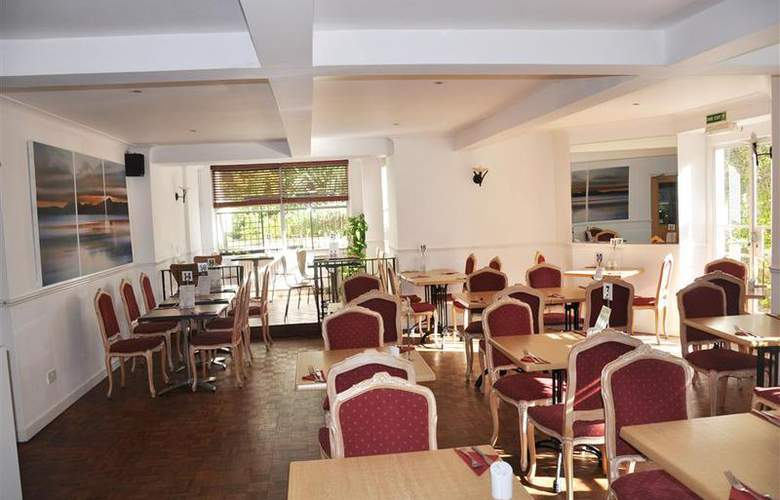 Best Western Montague Hotel - Restaurant - 142