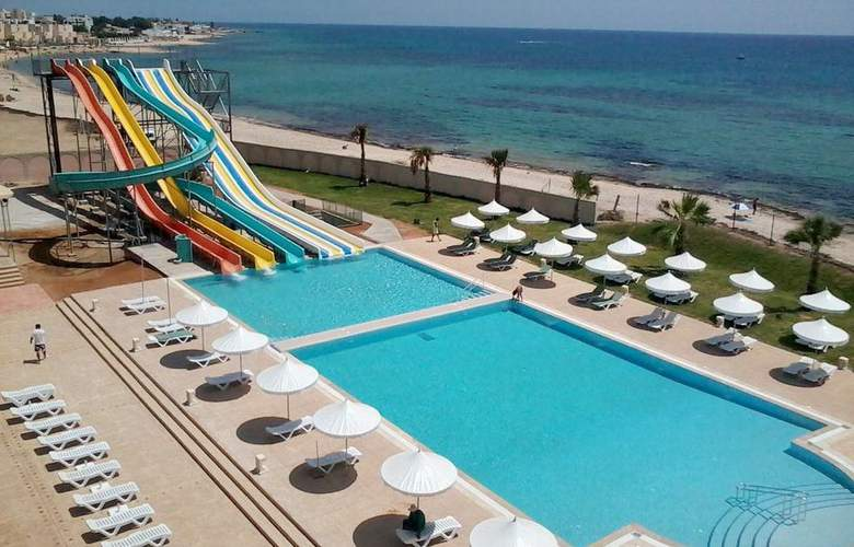 Khayam Garden Beach & Spa - Pool - 2