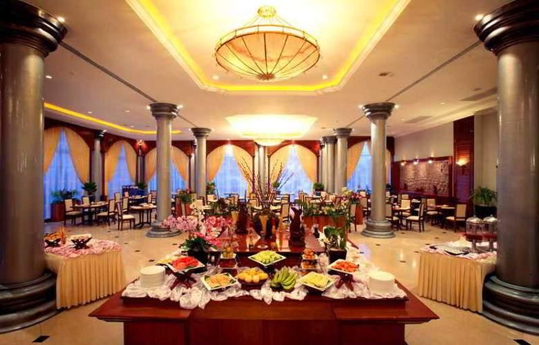 Ree Hotel - Restaurant - 18