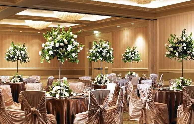 Sheraton San Diego Hotel & Marina - Conference - 52