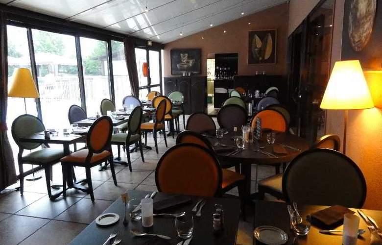 Inter-Hôtel Altéora site du Futuroscope - Restaurant - 23