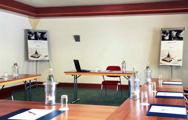 Mercure Hotel Bad Duerkheim An Den Salinen - Conference - 62