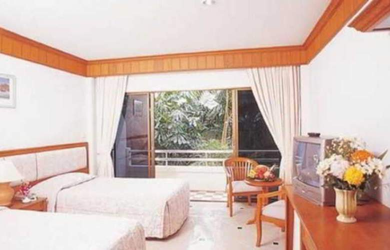 Patong Pearl Resortel Phuket - Room - 8