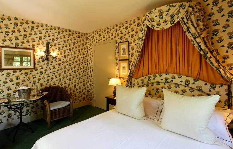 Relais and Chateaux Cazaudehore - Room - 5