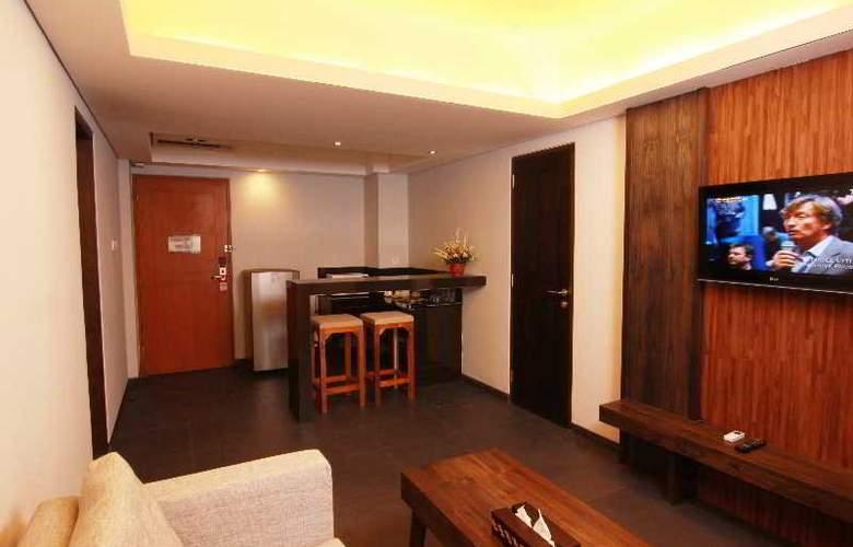 Ping Hotel Seminyak - Room - 10