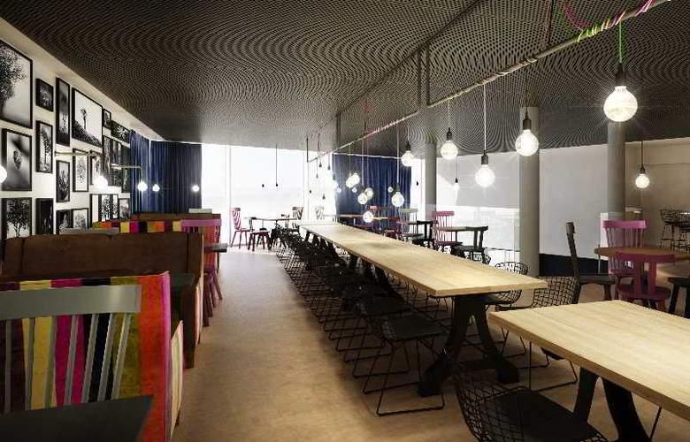 Scandic Vulkan - Restaurant - 4