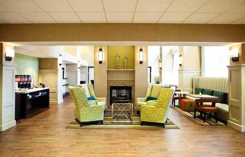 Hampton Inn & Suites Albany Airport - Hotel - 8