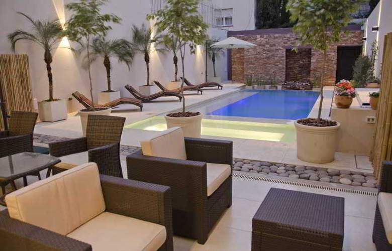 Argenta Suites Belgrano - Pool - 12