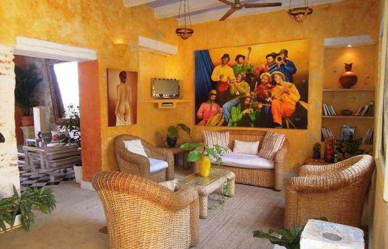 Santo Domingo Boutique Hotel - Hotel - 4