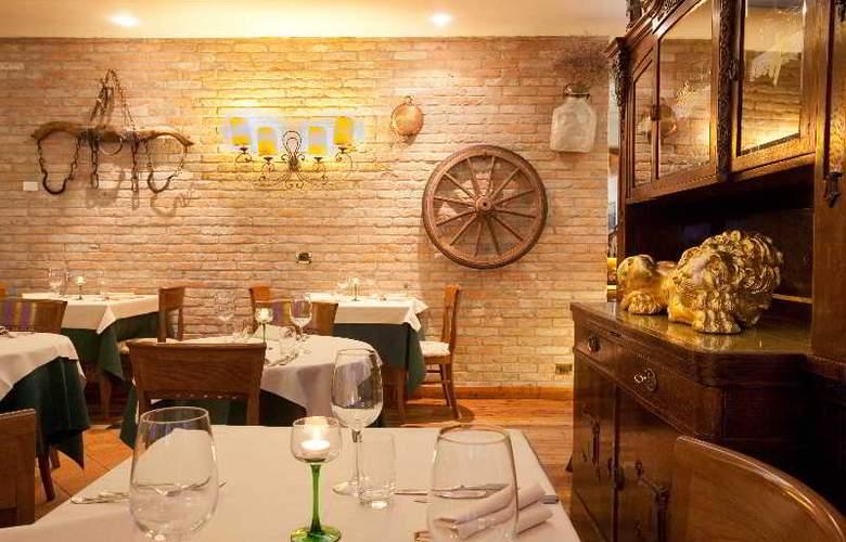 Relais Leon d'Oro - Restaurant - 2