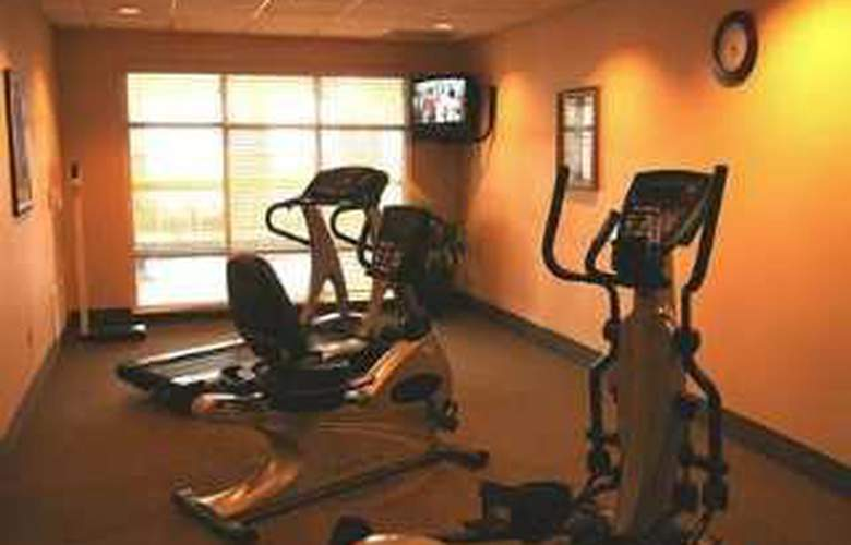 Hampton Inn Corpus Christi-Padre Island - Sport - 8