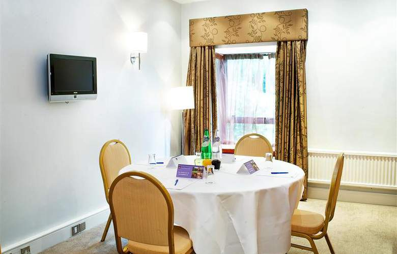 Best Western The Watermill - Conference - 3