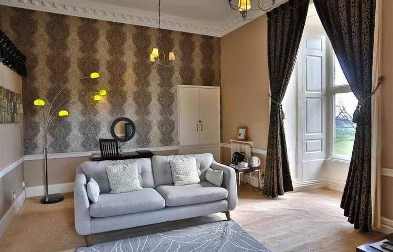 Best Western Walworth Castle Hotel - Hotel - 30