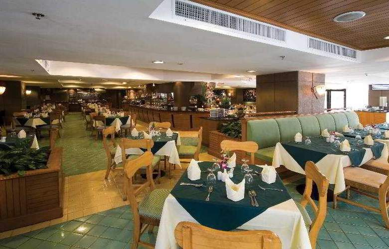 Jomtien Palm Beach Hotel & Resort - Restaurant - 25