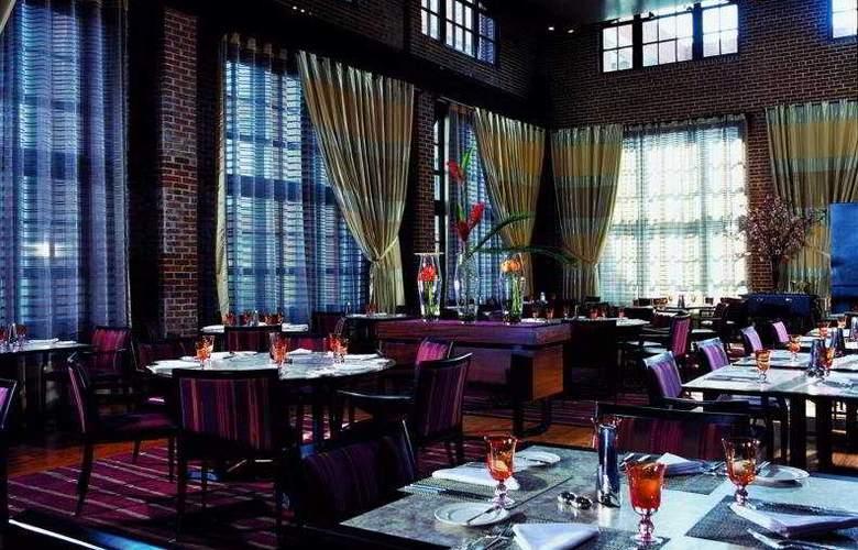 Ritz-Carlton Georgetown - Restaurant - 6