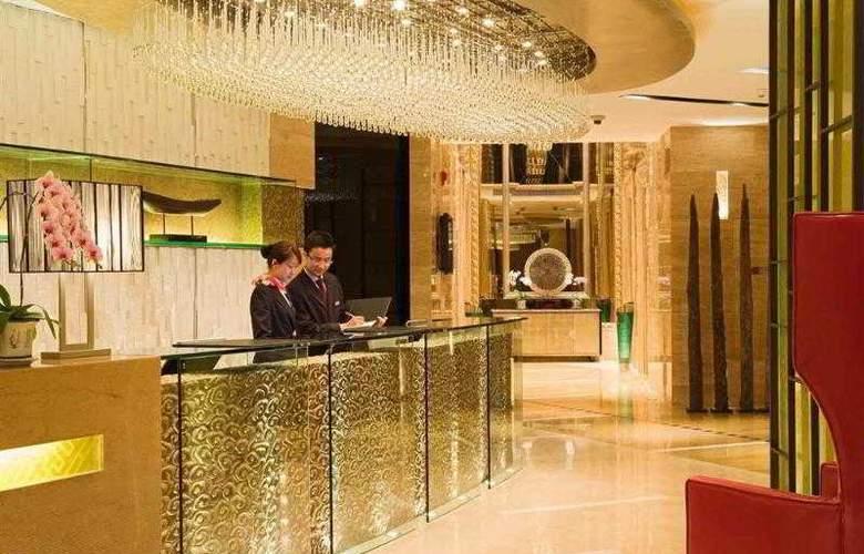 Sofitel Nanjing Galaxy Suning - Hotel - 20