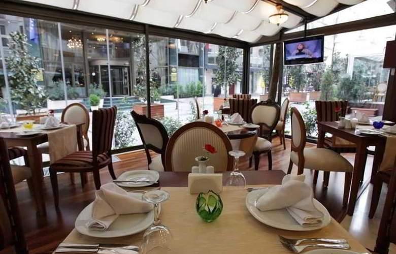 Taksim Park City - Restaurant - 6