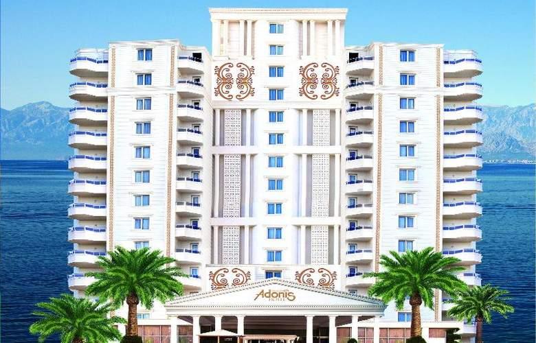 Adonis Hotel - Hotel - 11