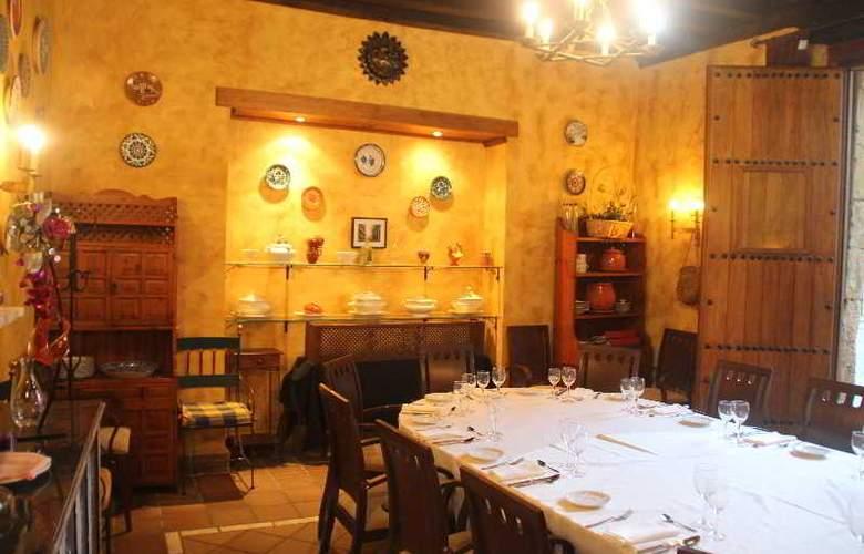 Palacio de Oñate Spa - Restaurant - 15