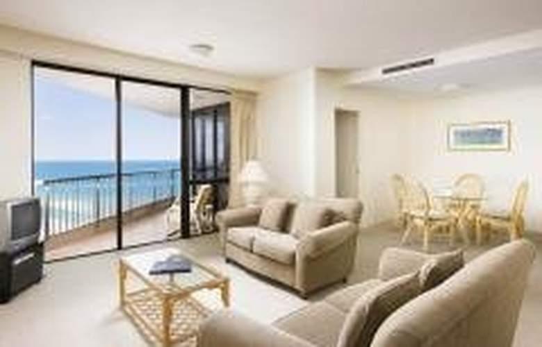 Paradise Centre Apartments - Hotel - 0
