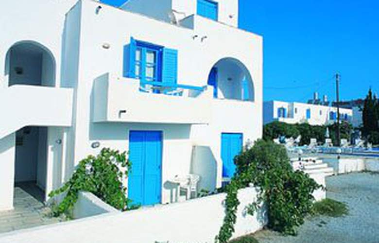 Naxos Sun Apartments - Hotel - 0