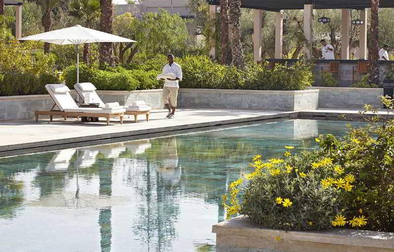 Four Seasons Resort Marrakech - Pool - 14