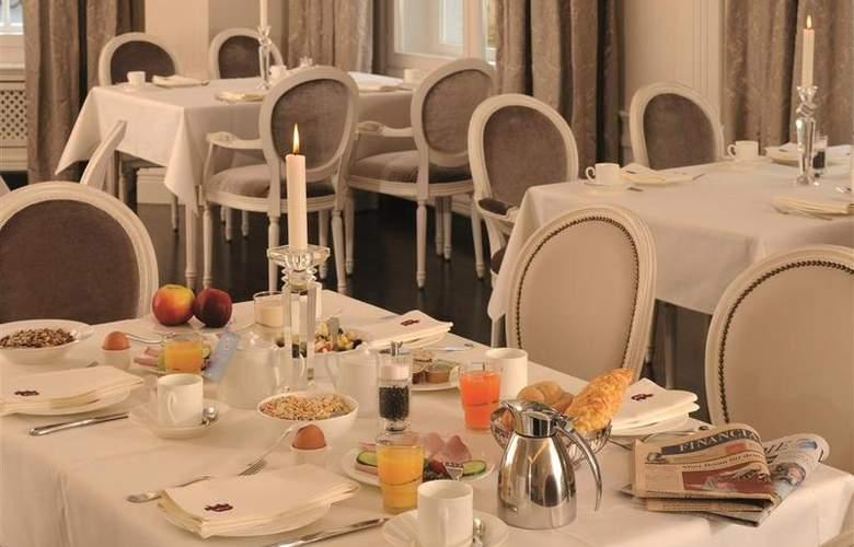 Best Western Hotel Stadtpalais - Restaurant - 17