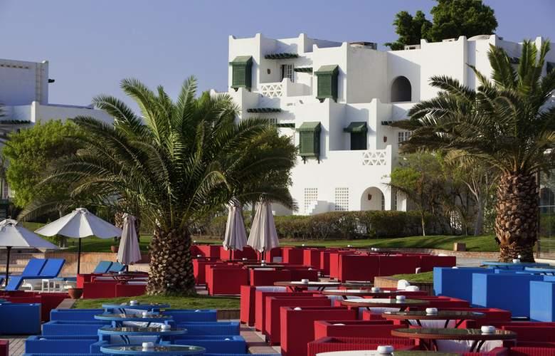 Mercure Hurghada - Terrace - 11