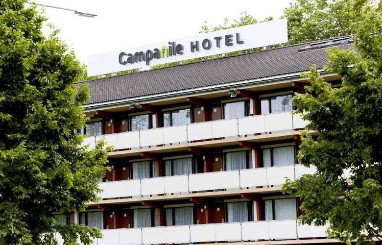 Campanile Amsterdam - Hotel - 11