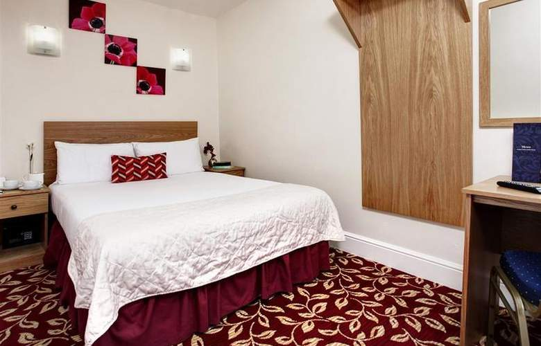 Best Western Greater London - Room - 49