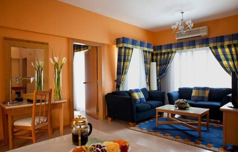 Golden Sands Hotel Apartments - Room - 5