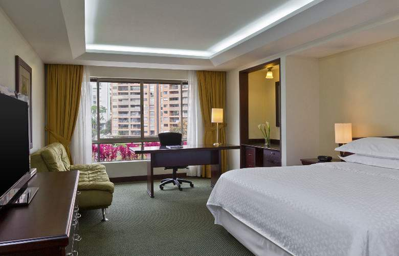 Four Points By Sheraton Medellin - Room - 7