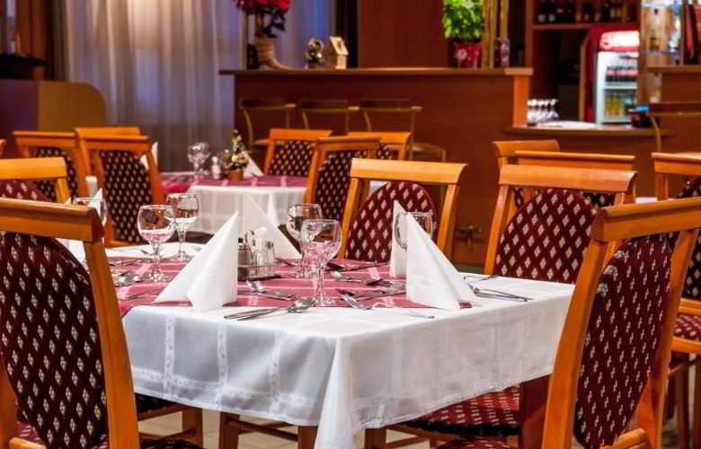 Gerand Hotel Eben - Restaurant - 19