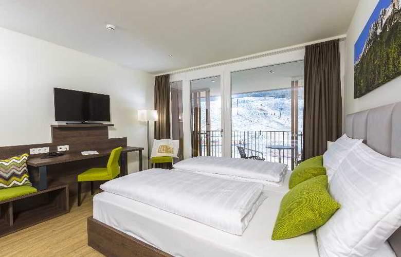 lti alpenhotel Kaiserfels - Room - 8