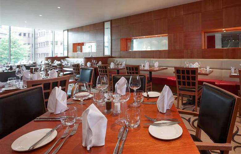 Mercure Cardiff Holland House Hotel and Spa - Restaurant - 58