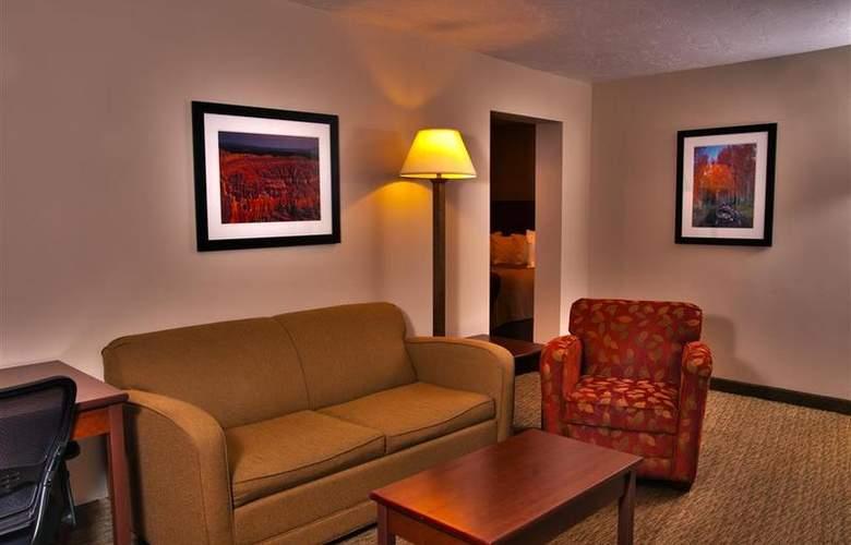 Best Western Town & Country Inn - Room - 87