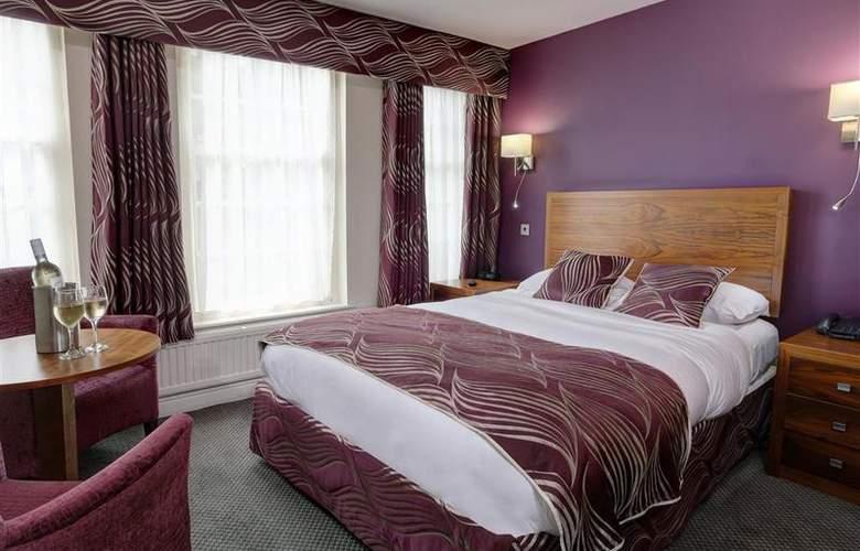 Best Western Mosborough Hall - Room - 158