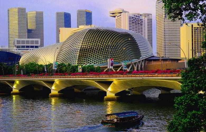 St. Regis Hotel Singapore - Hotel - 20