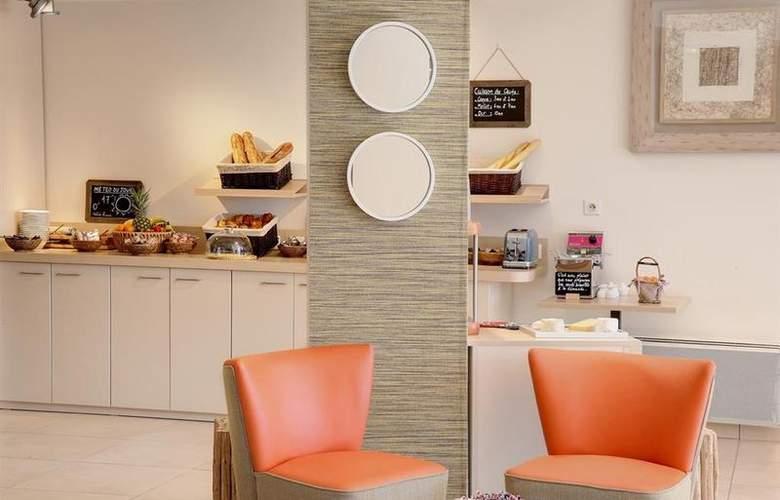 Comfort Hotel Gap Le Senseo - Restaurant - 97