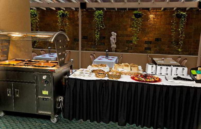Aspire Hotel Sydney (formerly Aspen Hotel) - Restaurant - 6