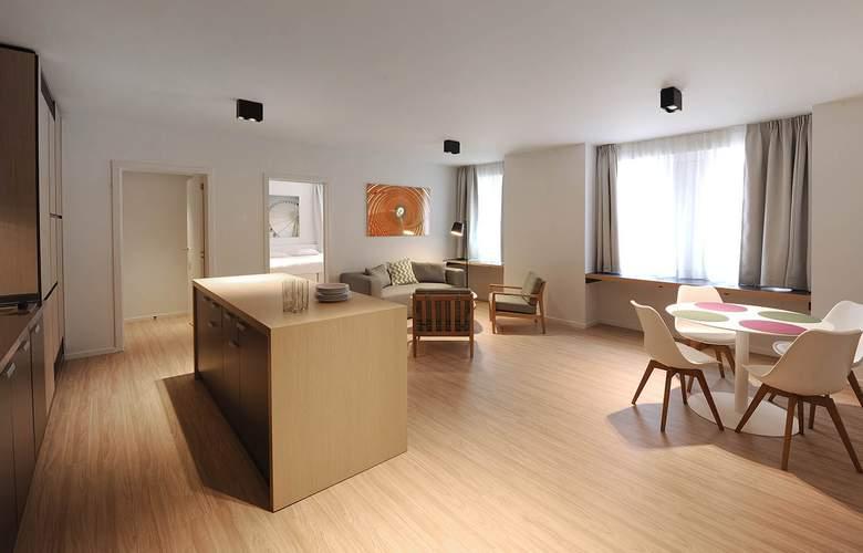 Residence La Source – Quartier Louise - Room - 6