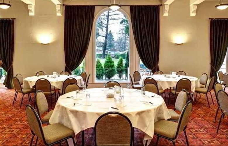 Heritage Hanmer Springs - Restaurant - 12