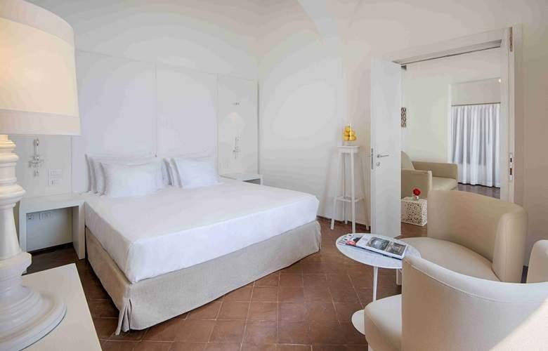 NH Collection Grand Hotel Convento di Amalfi - Room - 15