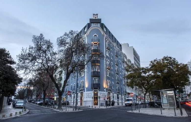 Zenit Lisboa - Hotel - 6