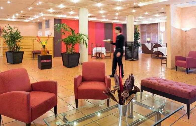 Mercure Montpellier Antigone - Hotel - 8