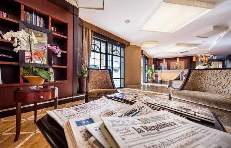 BEST WESTERN PREMIER Villa Fabiano Palace Hotel - Hotel - 32